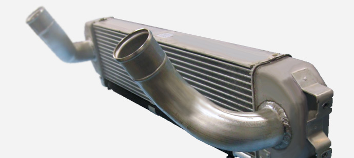 Transmission and Charge Air Coolers